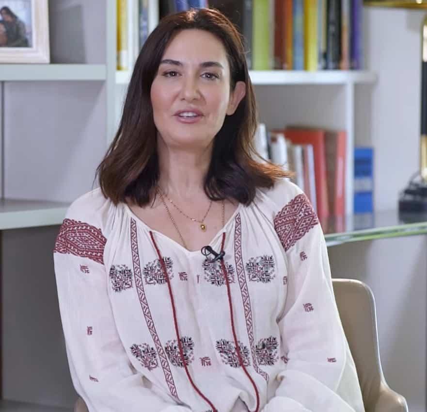 Ayşe Tolga yeni seksenler dizisi