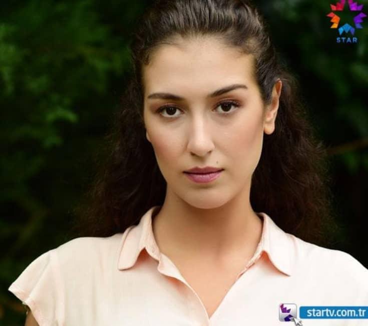 Aylin Aras Çocuk dizisi Ayşe
