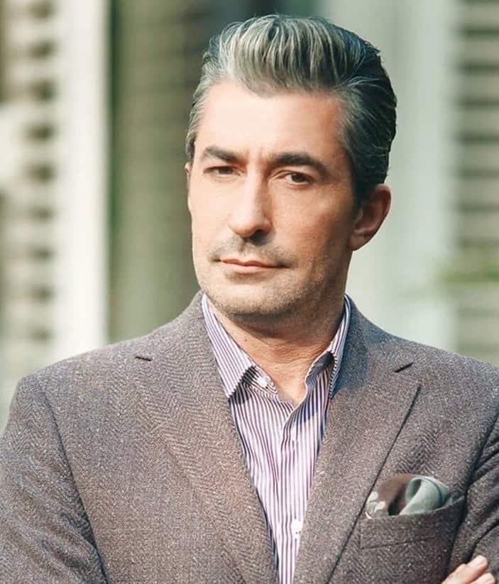 Erkan Petekkaya Sevgili Geçmiş oyuncusu