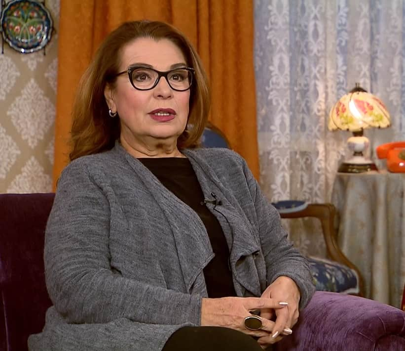 Gülseren Gürtunca Seksenler oyuncusu Necla 2019