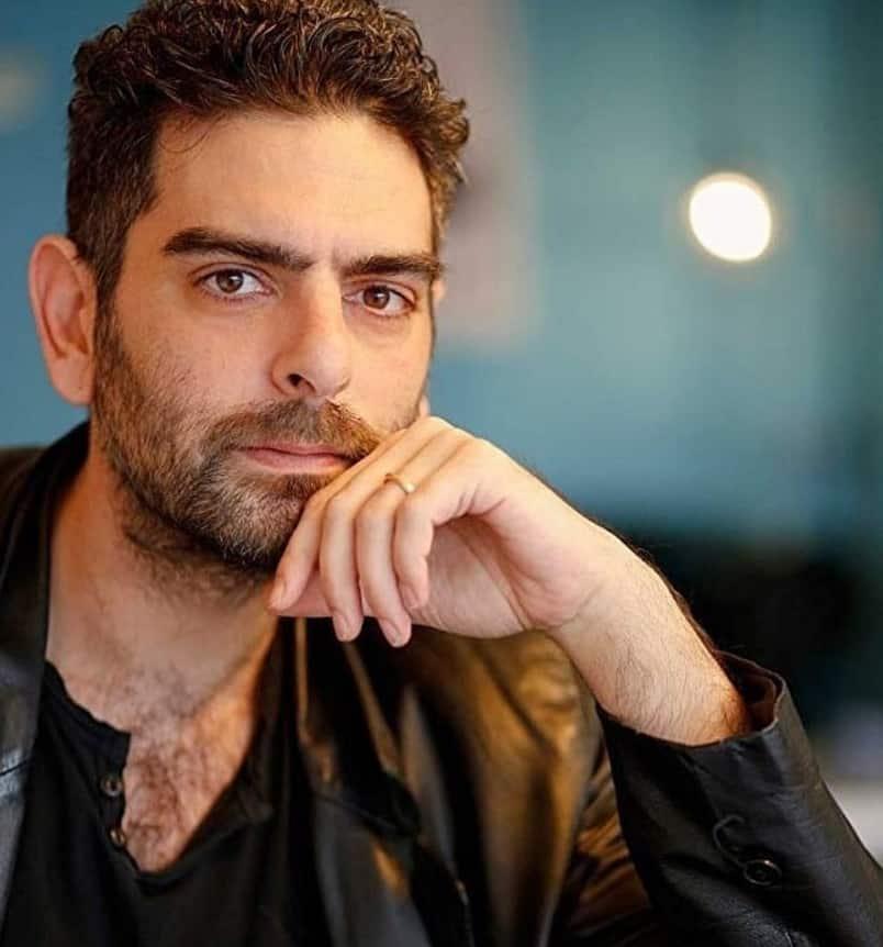 Güvercin dizisi oyuncusu Mehmet Ali Nuroğlu