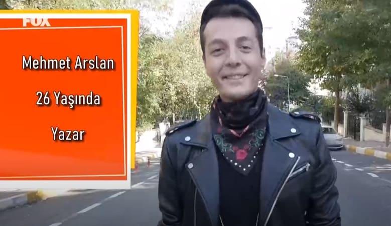 Mehmet Arslan Temizlik Benim İşim Yarışmacısı