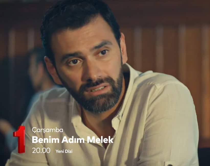Murat Danacı Benim Adım melek dizisi