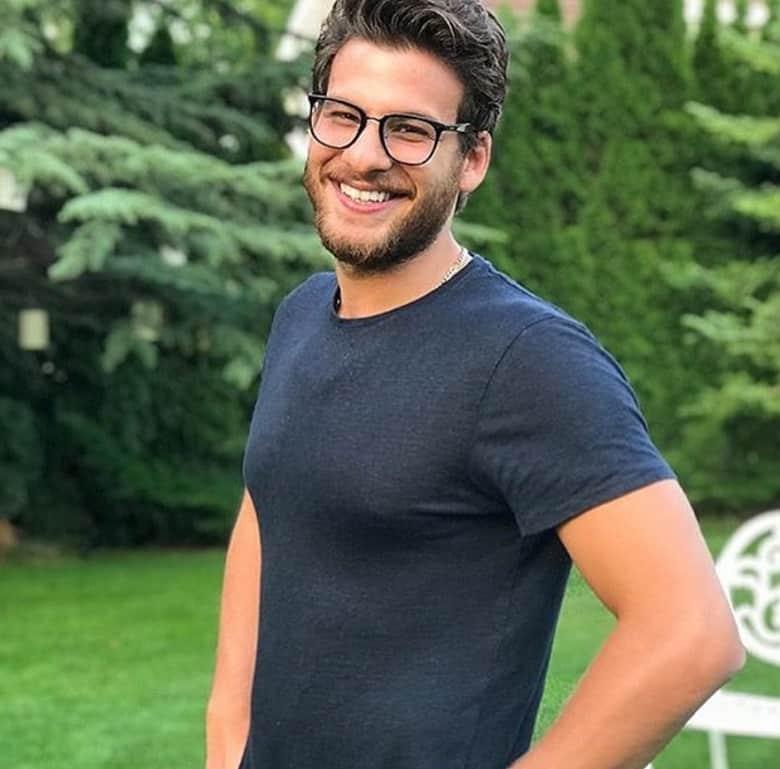 Mustafa Mert Koç Benim Adım Melek oyuncusu