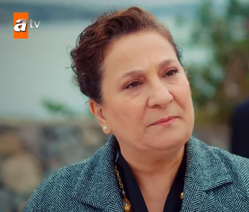 Sacide Taşener Ramo dizisi Sabahat