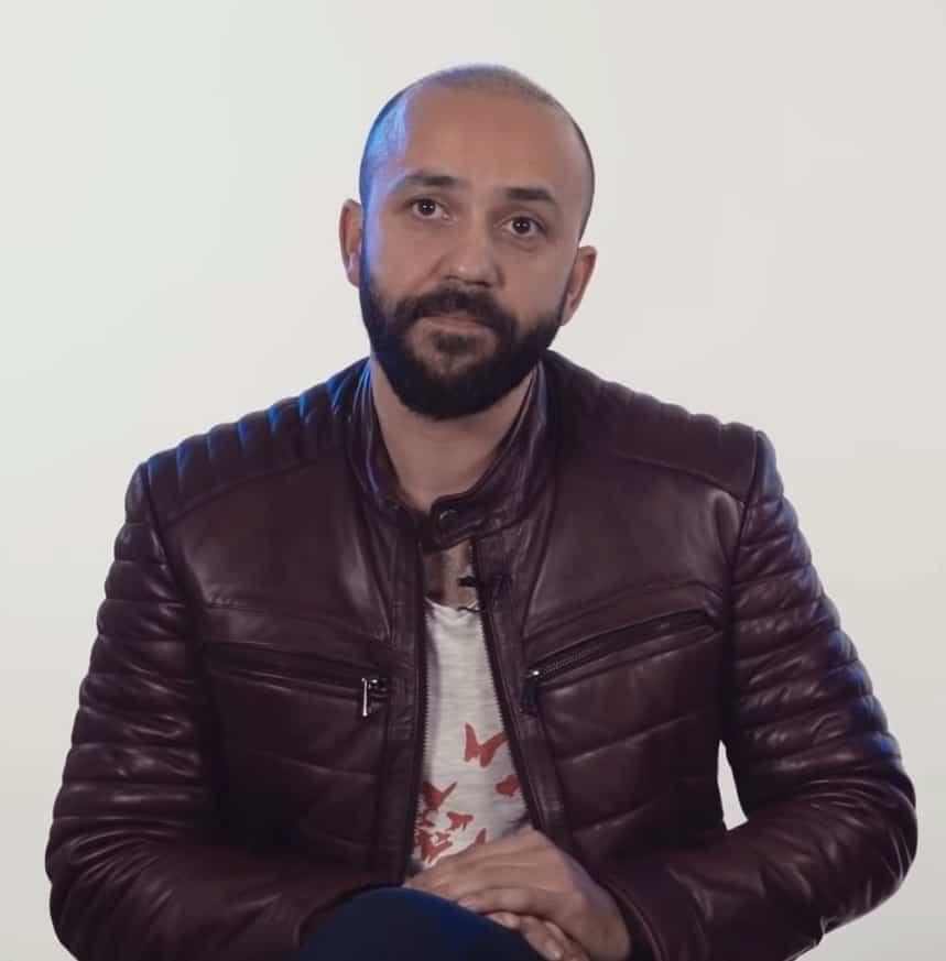 Sarp Akkaya Kurşun dizisi oyuncusu