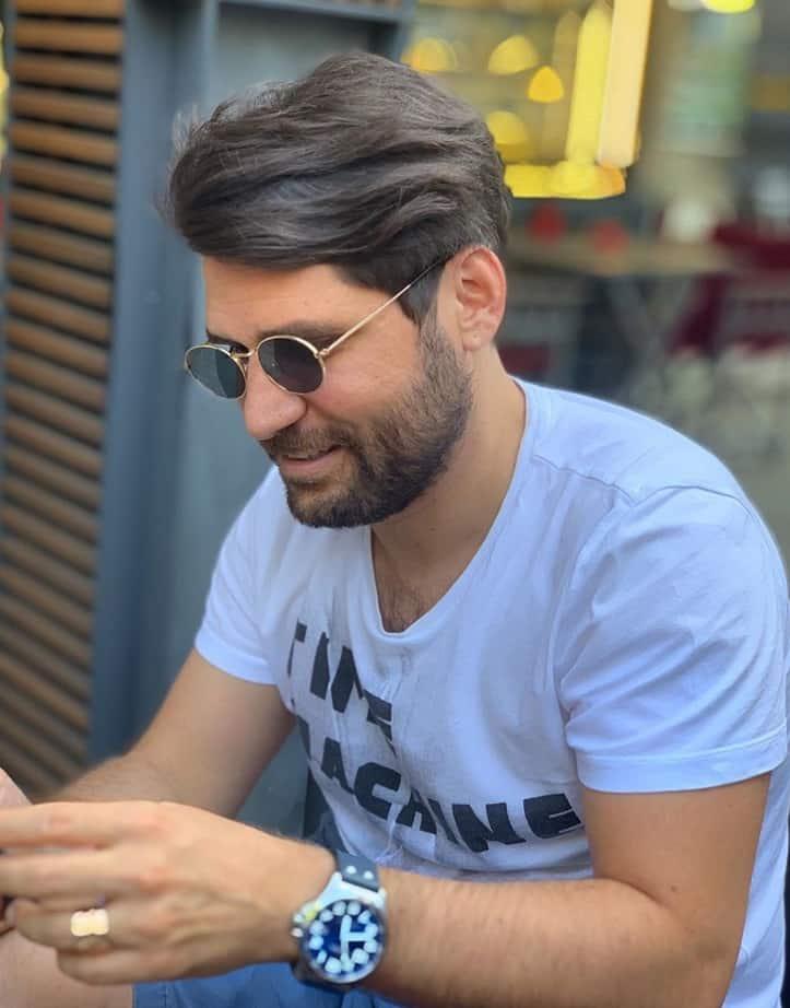Seksenler Dizisi Yeni oyuncuları 2019 Ceyhun Fersoy Şahin