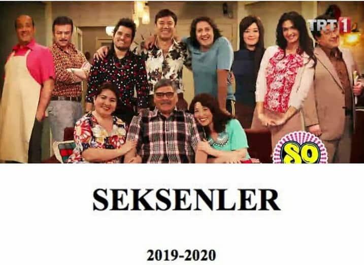 Seksenlerin Yeni Oyuncuları 2019 2020