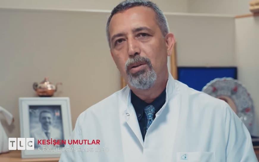 Kesişen Umutlar Dr. Murat Tuncer