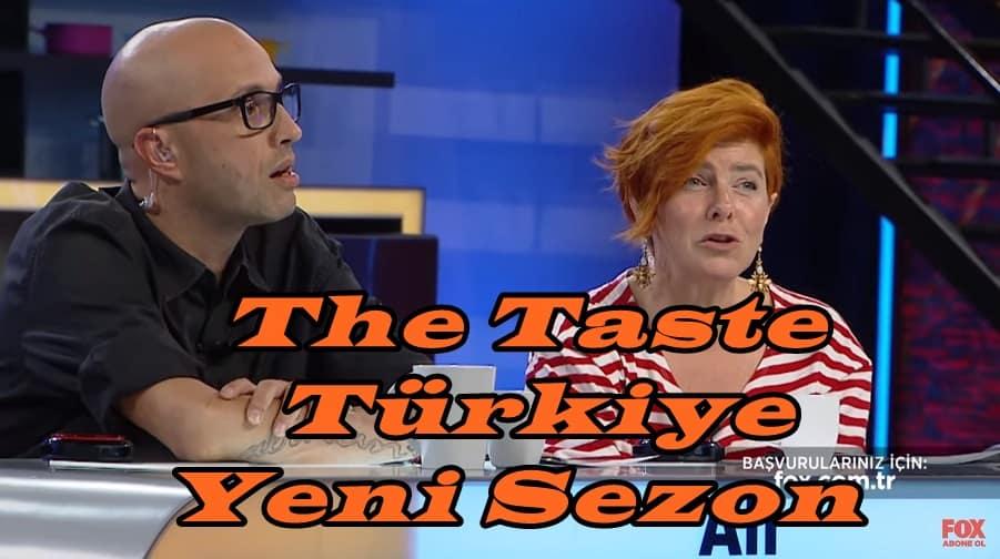 The Taste Türkiye Yeni Sezon Ne Zaman Başlayacak resimleri