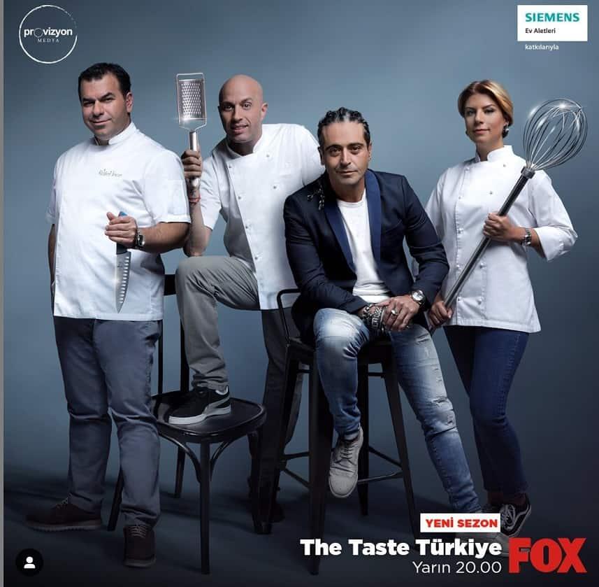 The Taste Türkiye Yeni Sezon