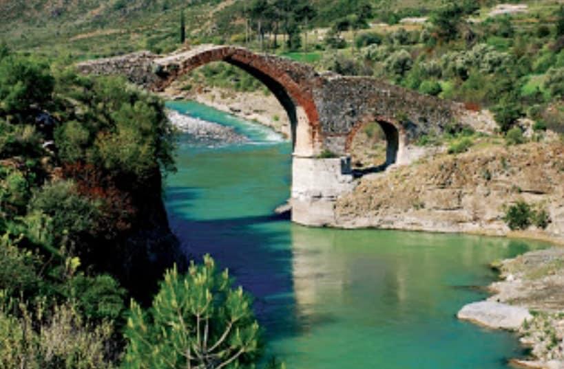 sefirin kızı seti tarihi taş köprü Muğla dalaman