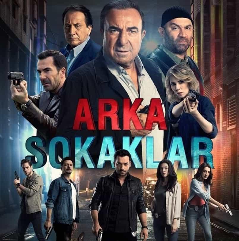 Arka Sokaklar 2019un en iyi dizisi 1