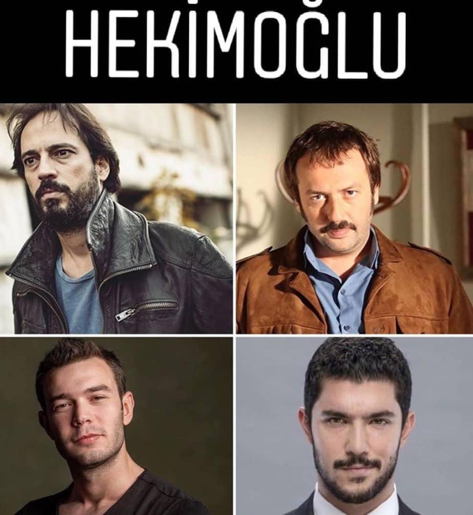 Hekimoğlu dizisi Dr house oyuncuları