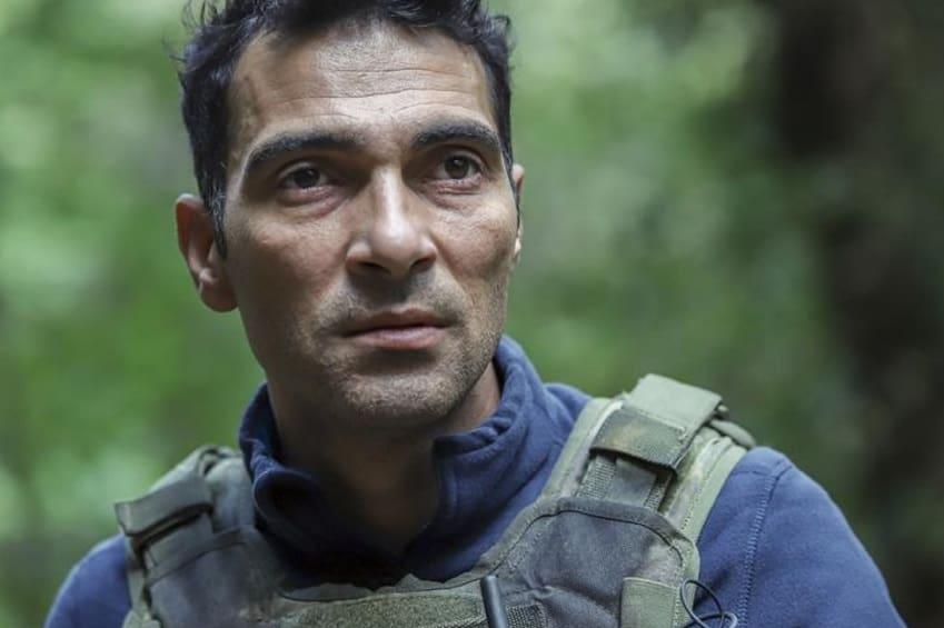 Mustafa Yıldıran Azize dizisi Balkan