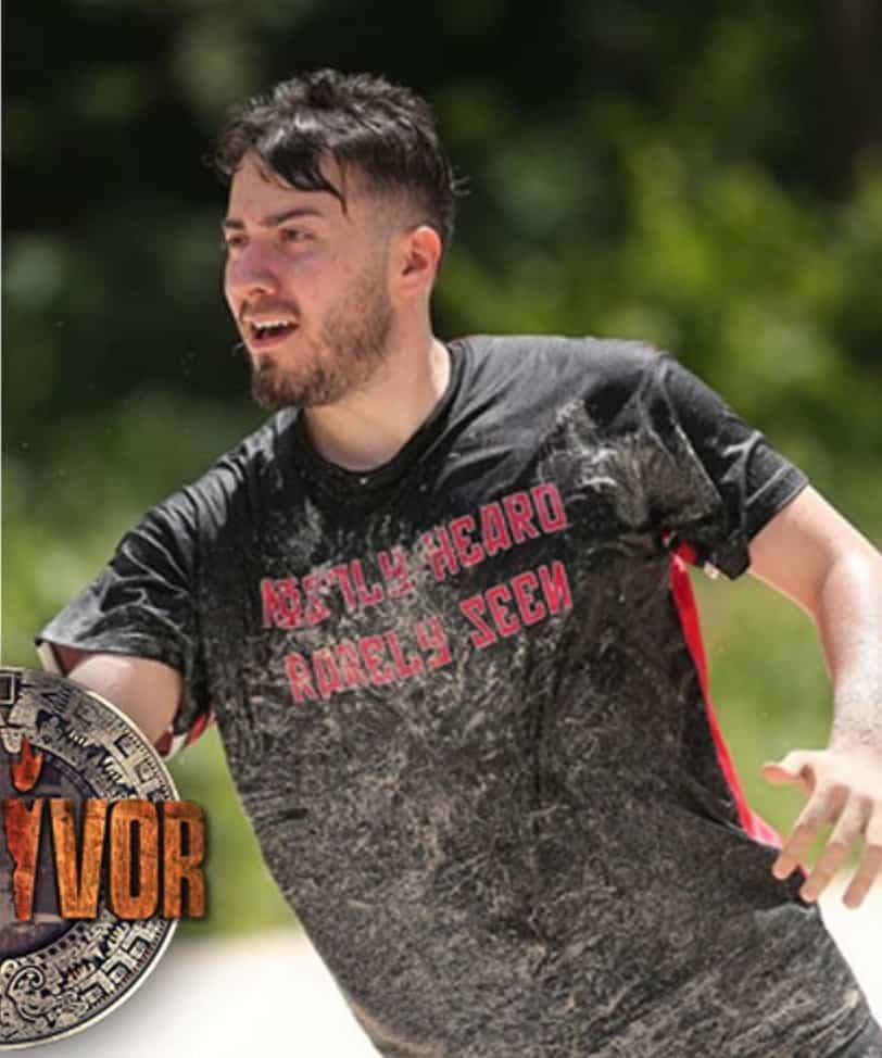 enes batur Survivor 2020 yarışmacıları