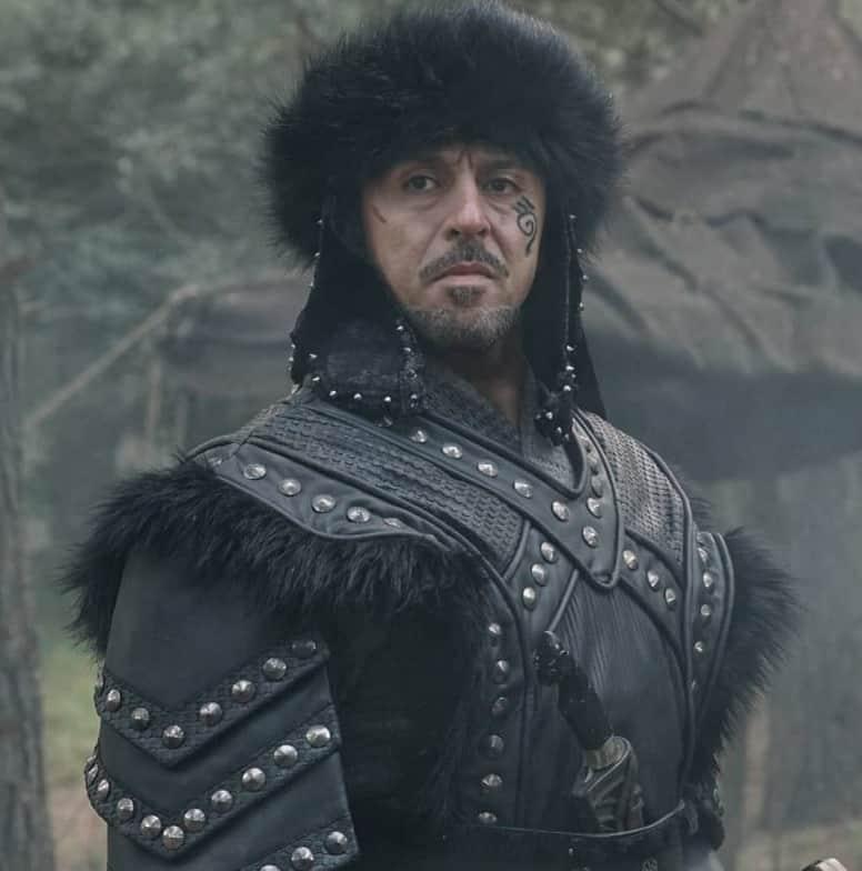 Moğol komutanı Böke