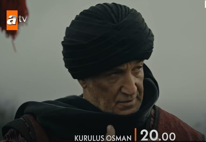 Tekin Temel kurulus osman oyuncusu