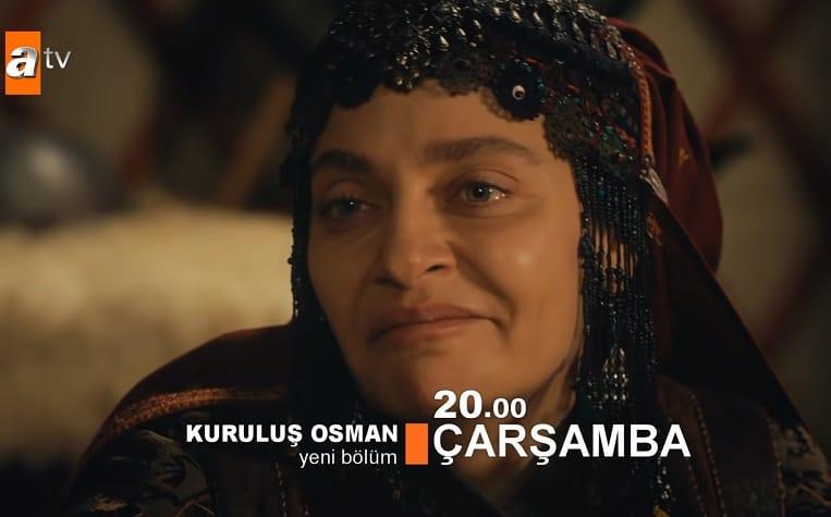 kuruluş osman yeni oyuncu Selcan Hatun