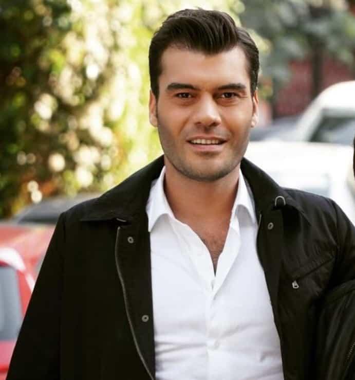 Yeter Ali dizisi oyuncusu Özgürcan Çevik