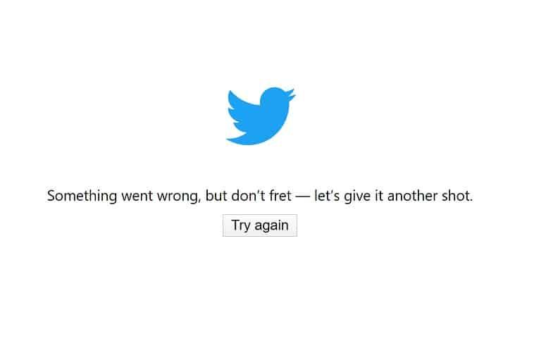 27 28 Şubat twitter neden yok