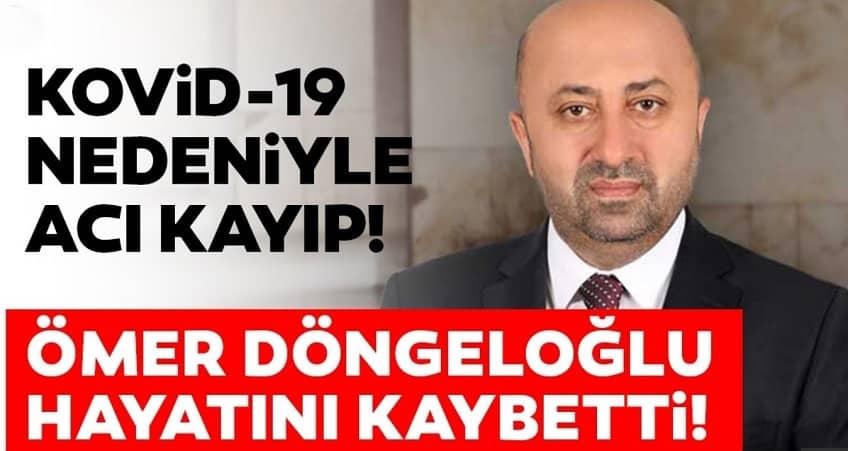 mer Döngeloğlu hayatını kaybetti