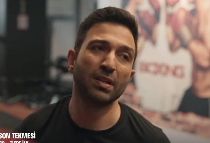 İbrahim Halaçoğlu (Tahsin karakteri ile aşkımızın son teknesi filminde yer alacaktır.