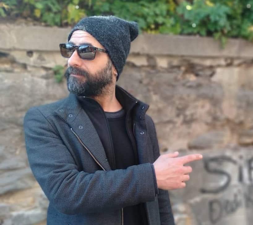 Mehmet Emin Kadıhan Kuşlarla Yolculuk oyuncusu Derviş Bahri)