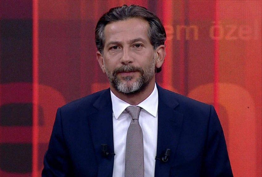 Kanal D Anahaber yeni sunucusu Deniz Bayramoğlu