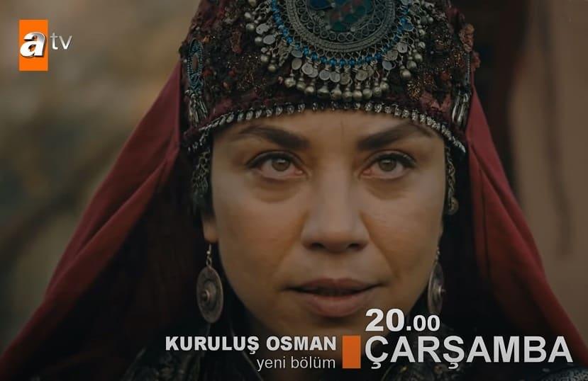 Kuruluş Osman Hazal hatun