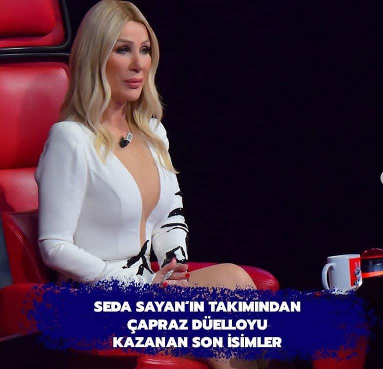 Seda Sayan O Ses Türkiyeden Neden Ayrıldı