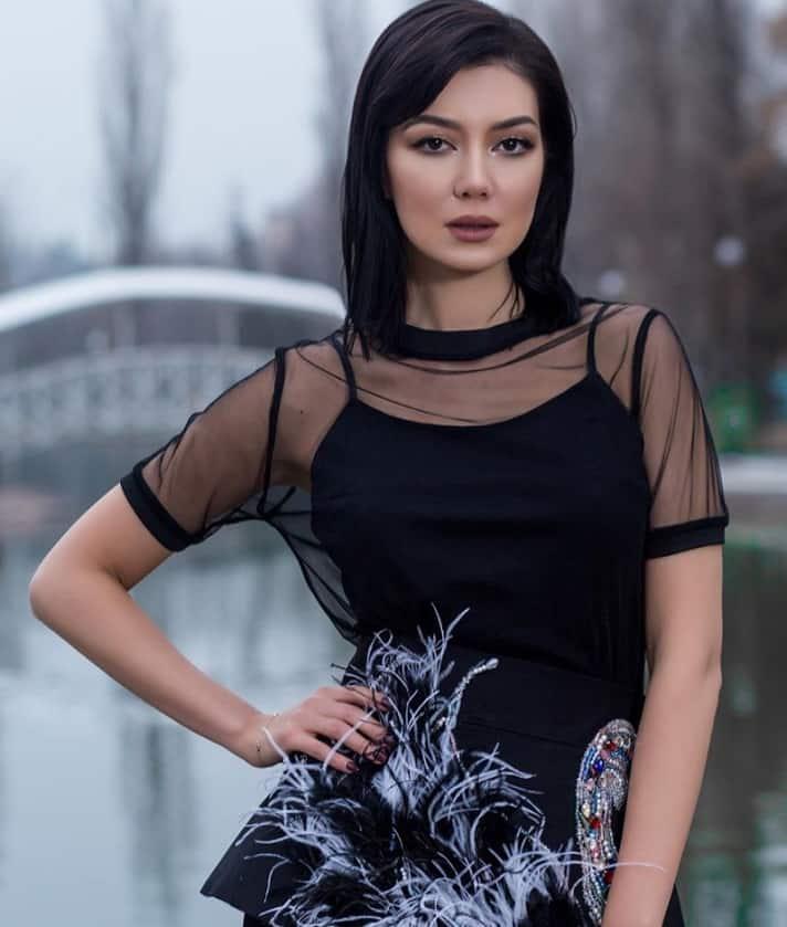 Shahzoda Matchanova Harzemşah Dizisi