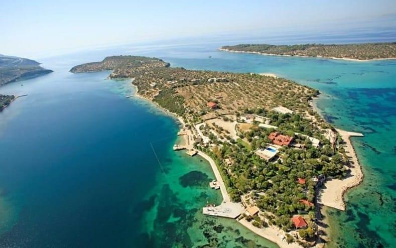 eref sözü çekimlerinin yapıldığı yer Kalem adası resimleri