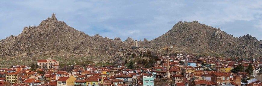 Gönül Dağı çekimleri eskişehir