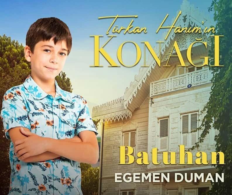 Turkan Hanimin Konagi batuhan
