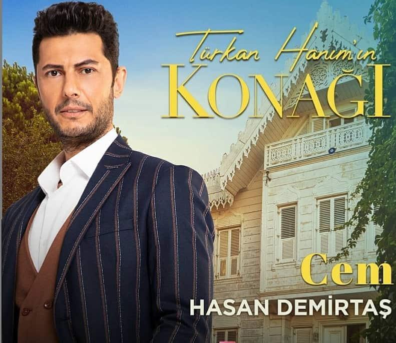 Turkan Hanimin Konagi cem