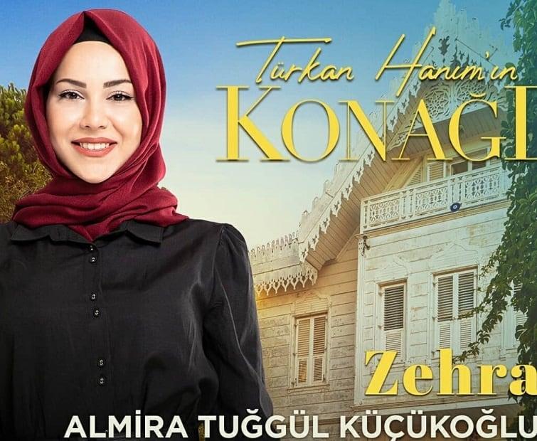 Turkan Hanimin Konagi zehra