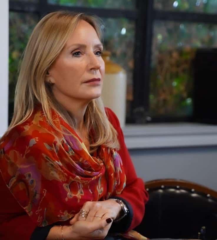 Zerrin Nisanci sadakatsiz dizisi Nevin