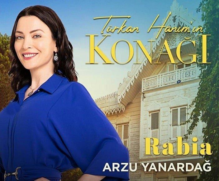 rabia Turkan Hanimin Konagi