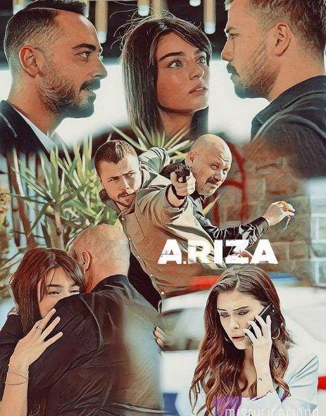 Ariza 2. sezon resimleri
