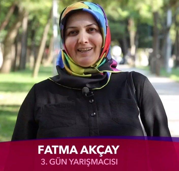 fatma akcay
