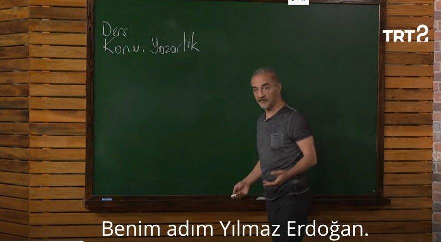 Yilmaz Erdogan ile Ogrence resimleri