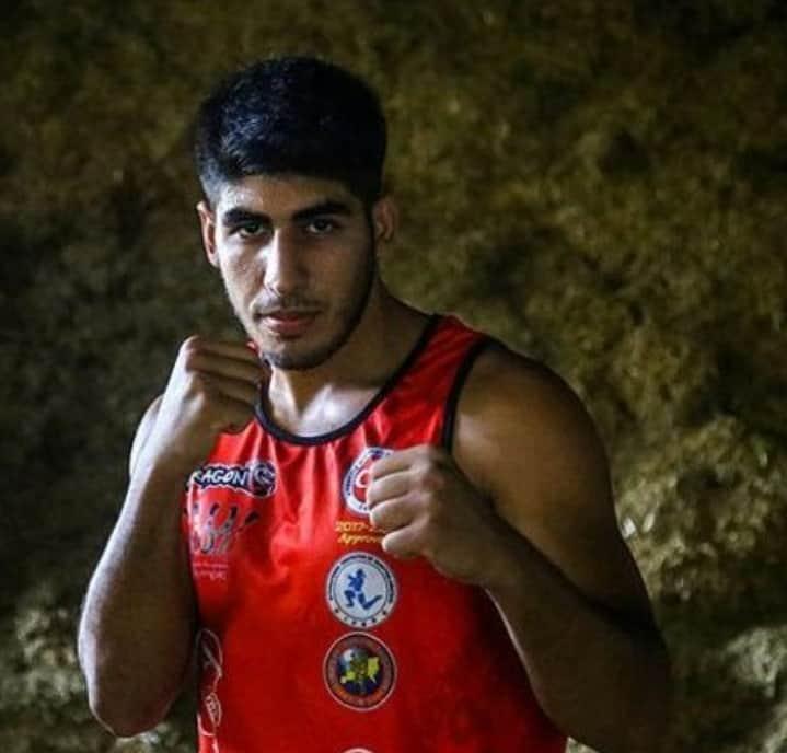 Fight Clup yarışmasında Mehmet Ali Meriç sporcu olarak kavga edecek
