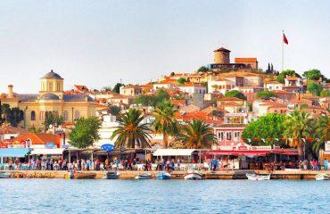 Bir Denizaltı Hikâyesi Nerede Çekiliyor? İzmir'in Neresi?