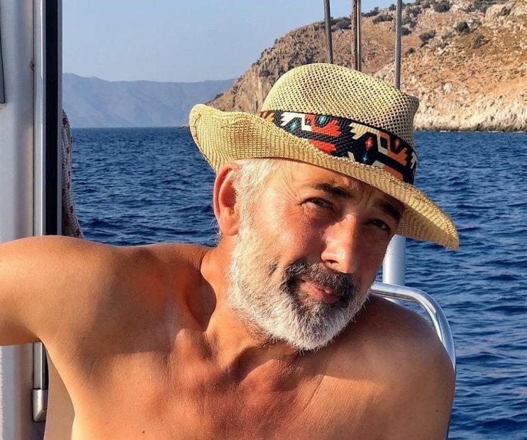 Mehmet Aslantuğ masumiyet dizisinde Harun karakterine hayat verecek