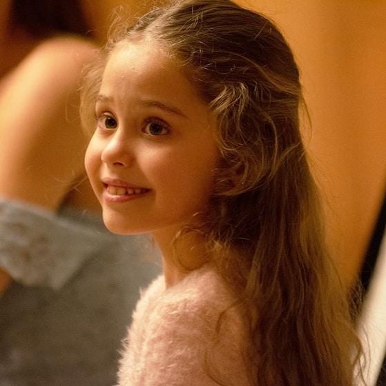 Almina Gunaydin cocuk oyuncu