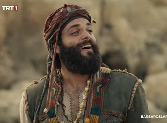 Murat Göçmez Barbaroslar dizisinde Horozcu karakterine hayat verecektir.