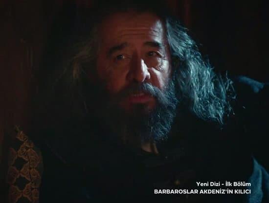 Mehmet Atay Barbaroslar dizisinde Kılıç Bey karakteri ile yer alacaktır.