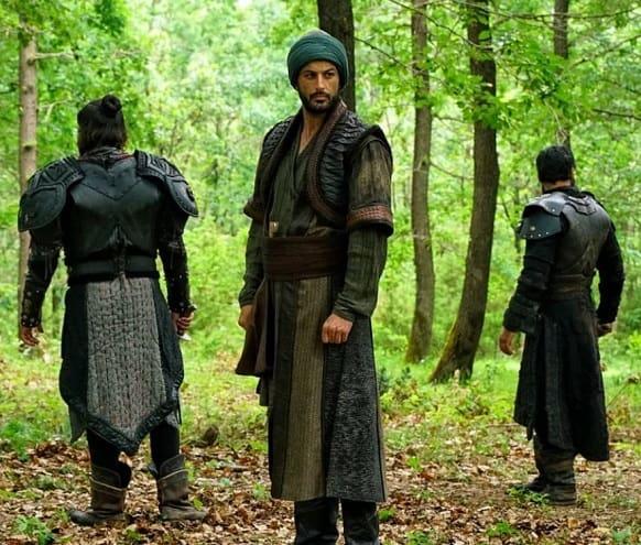 Kuruluş Osman Turan Alp  kimdir sorusu Hakan ummak cevabı ile son buldu