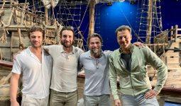 Barbaroslar Akdeniz'in Kılıcı Oyuncuları Yeni Gelen -Ayrılan Tüm Oyuncular